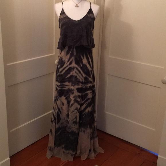 gypsy 05 tye dyed maxi dress